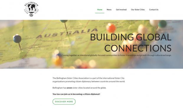 Bellingham Sister Cities Association Homepage